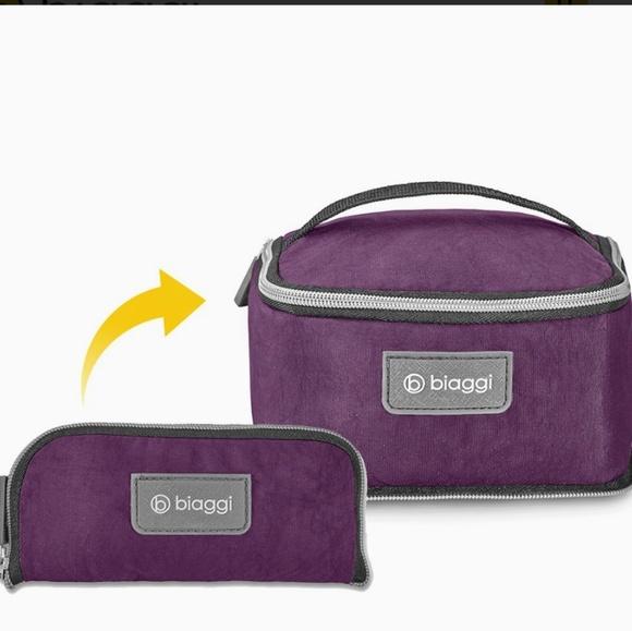 biaggi Handbags - Zipsak Micro-Fold Travel Essentials Bag